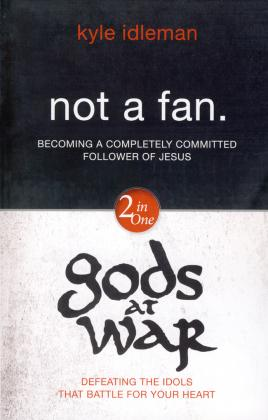 NOT A FAN & GODS OF WAR - 2 BOOKS IN ONE