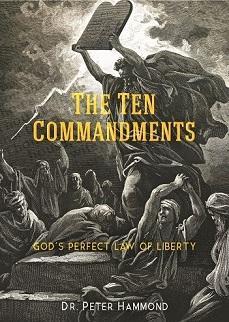 Ten Commandments - God's perfect Law REV