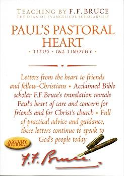 Paul's Pastoral Heart (Study Journal)