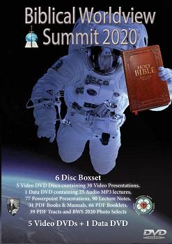 Biblical Worldview Summit 2020 Box set