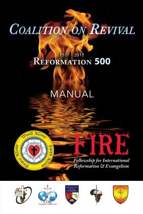 Coalition on Revival Reformation 500 Rev