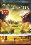 FACING THE GIANTS - DVD