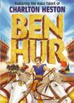 BEN HUR - ANIMATED DVD