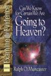 Can we know we are going to Heaven