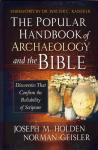THE POPULAR HANDBOOK OF ARCHAEOLOGY & THE BIBLE