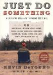 JUST DO SOMETHING