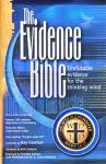 THE EVIDENCE BIBLE - SOFT COVE