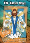 Easter Story Activity / colouring Book