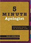 5-Minute apologist, The