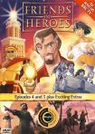 FRIENDS & HEROES EPISODES 4 & 5 - DVD