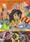 FRIENDS & HEROES EPISODES 6 & 7 - DVD