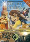 FRIENDS & HEROES EPISODES 10 & 11 - DVD