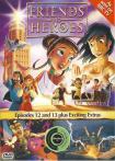 FRIENDS & HEROES EPISODES 12 & 13 - DVD