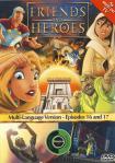 FRIENDS & HEROES EPISODES 16 & 17 - DVD