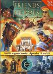 FRIENDS & HEROES EPISODES 18 & 19 - DVD
