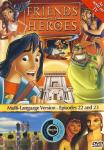 FRIENDS & HEROES EPISODES 22 & 23 - DVD
