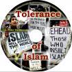 TOLERANCE OF ISLAM - CD