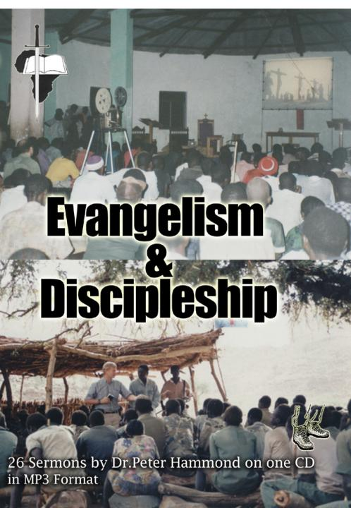 evangelism and discipleship Every church needs to grow warmer through fellowship, deeper through discipleship, stronger through worship, broader through ministry, and larger through evangelism these five purposes of the church are commanded by jesus in the great commandment and great commission, explained by paul in ephesians.