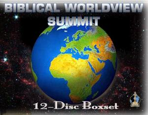 BIBLICAL WORLDVIEW 12-DISC BOX
