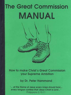 GREAT COMMISSION MANUAL - GLUE BOUND