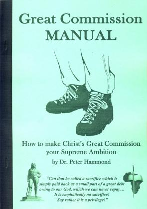 THE GREAT COMMISSION MANUAL 2014