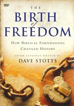 THE BIRTH OF FREEDOM - DVD