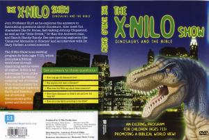 THE X-NILO SHOW - DINOSAURS AND THE BIBLE