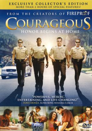 COURAGEOUS - HONOR BEGINS AT H