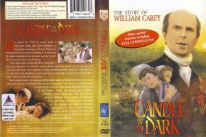 CANDLE IN THE DARK - WILLIAM CAREY - DVD