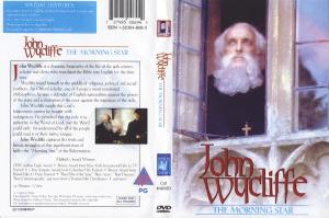 JOHN WYCLIFFE - THE MORNING STAR - DVD