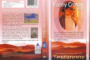 THE FANNY CROSBY STORY DVD