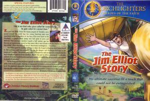 THE JIM ELLIOT STORY - ANIMATED - DVD