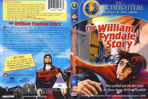 THE WILLIAM TYNDALE STORY - ANIMATED - DVD
