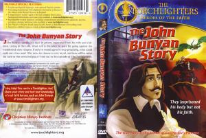 THE JOHN BUNYAN STORY - ANIMATED - DVD