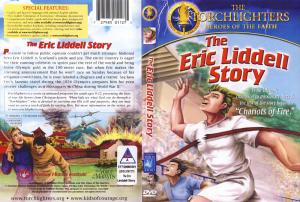 THE ERIC LIDDELL STORY - ANIMATED - DVD