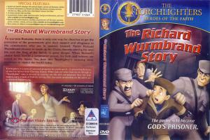 THE RICHARD WURMBRAND STORY - ANIMATED - DVD