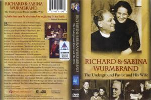 RICHARD & SABINA WURMBRAND - DVD