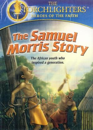 THE SAMUEL MORRIS STORY - ANIMATED - DVD