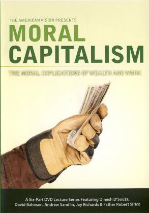 MORAL CAPITALISM - 3 DISK DVD SET