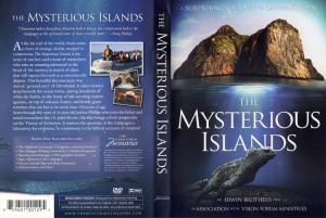 THE MYSTERIOUS ISLANDS - DOUBLE DVD