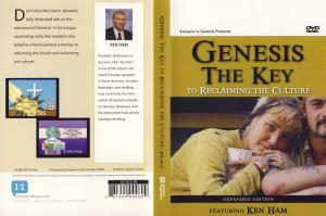GENESIS THE KEY TO RECLAIMING THE CULTURE