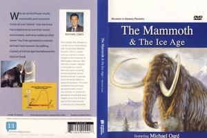 THE MAMMOTH & THE ICE AGE -DVD