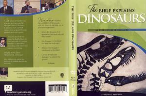 THE BIBLE EXPLAINS DINOSAURS -