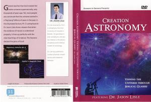 CREATION ASTRONOMY - DVD