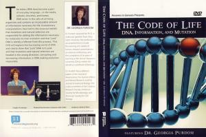 THE CODE OF LIFE, DNA, INFORMATION, AND MUTATION