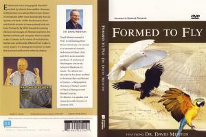 FORMED TO FLY - DVD