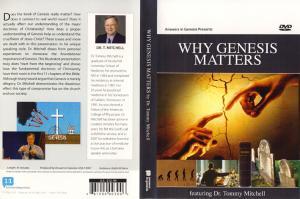 WHY GENESIS MATTERS - DVD