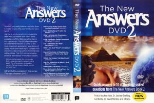 THE NEW ANSWERS 2 - DVD
