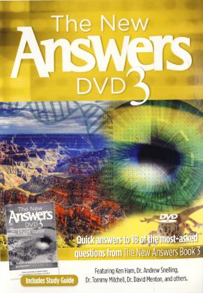 THE NEW ANSWERS 3 - DVD