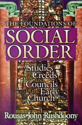 THE FOUNDATIONS OF SOCIAL ORDE